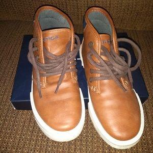 Nautica casual boot size 2 boys